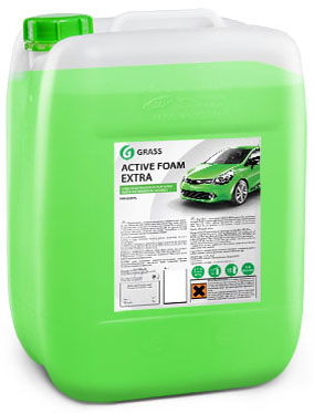 Активная пена «Active Foam Extra» GRASS, канистра 6кг